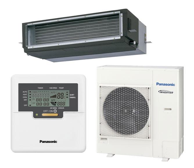 precios aire acondicionado conductos panasonic