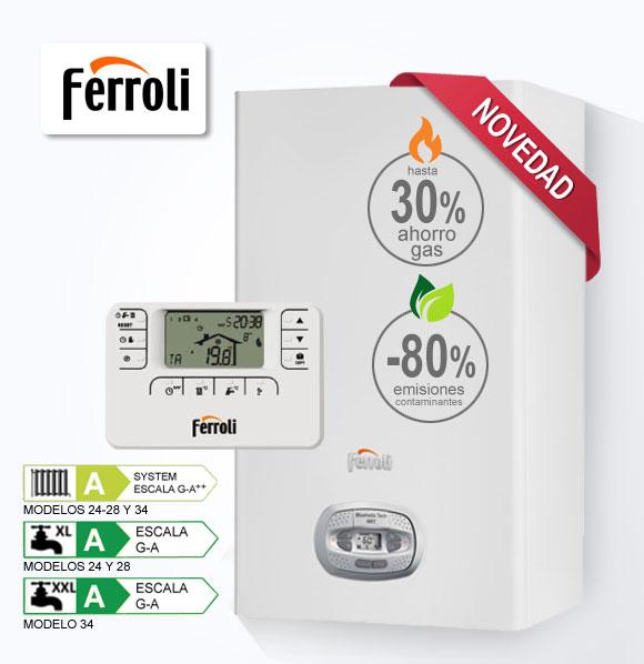 Calderas ferroli precio caldera gas ferroli y ofertas - Ofertas calderas de gas ...