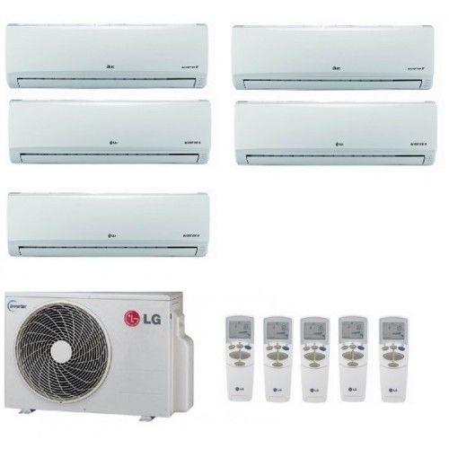 aire acondicionado lg 3x1