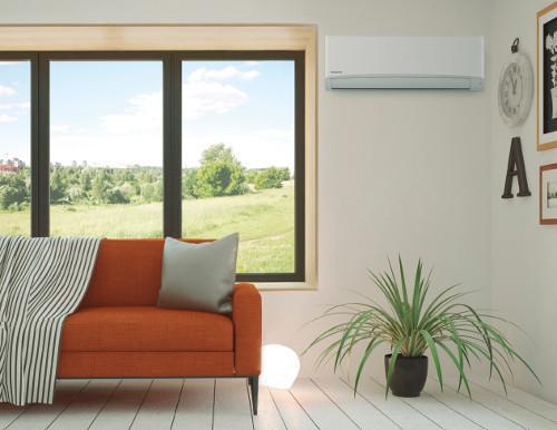 climatización panasonic