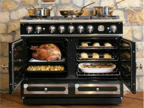 hornos de cocina