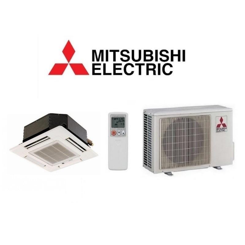 Precios aire acondicionado cassette Mitusbishi PLZS-71VEA