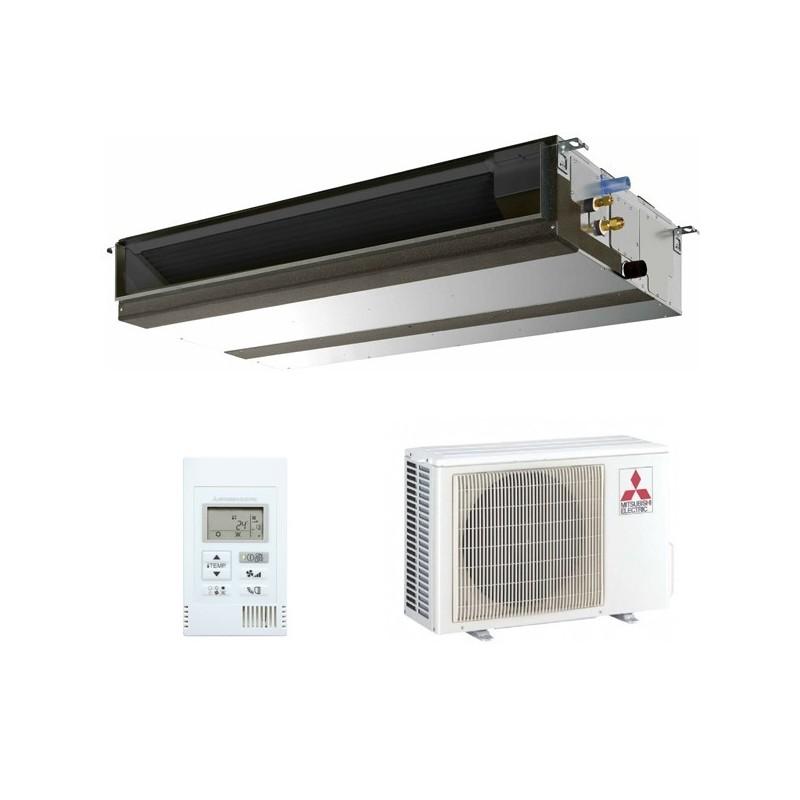 aire acondicionado mitsubishi electric mgpez-71vja conductos