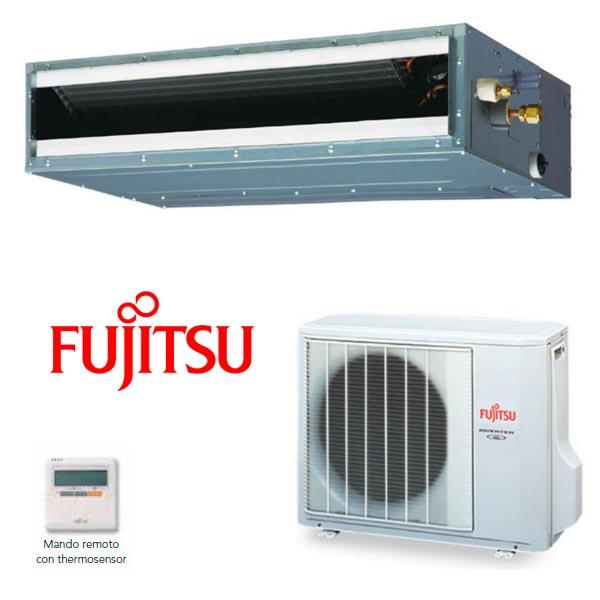 aire acondicionado por conductos fujitsu inverter